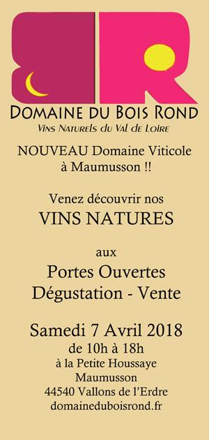 PORTES-OUVERTES Bois Rond